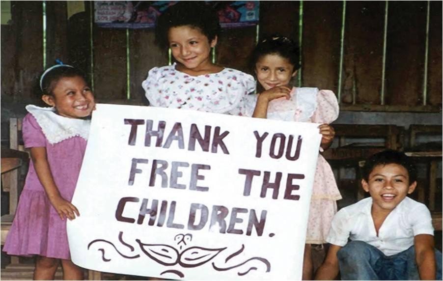 Happy 20th Anniversary Free The Children - WE