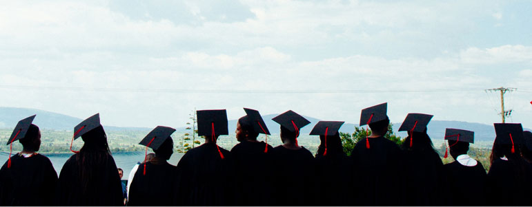 Kisaruni Graduates