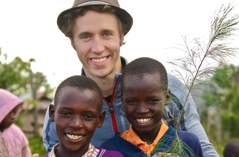 Co-founder Craig Kielburger