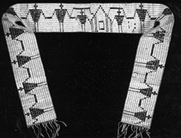 Recognizing Shapes and Patterns in Wampum Belts Thumbnail