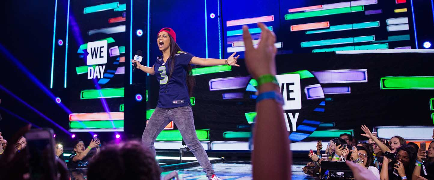 we day About the we day special: the we day special is a national broadcast airing on abc on august 17, 2018, at 8p et/7p ct we makes doing good doable by supporting americans who want to make a.