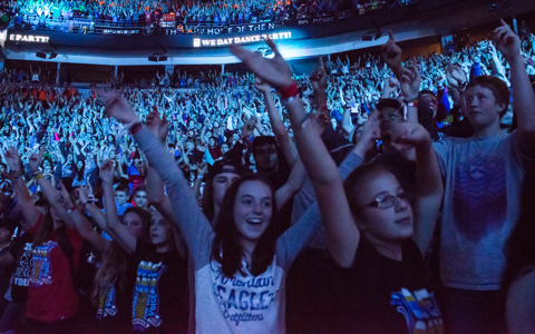 WE Day Dance