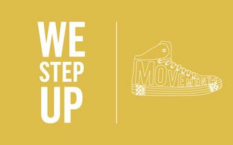 We Step Up