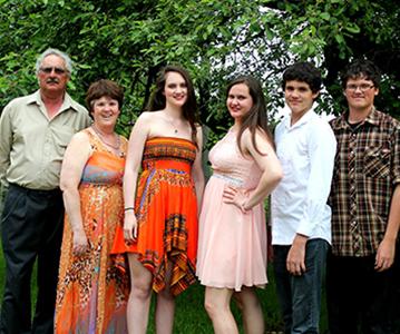 The Quackenbush Family
