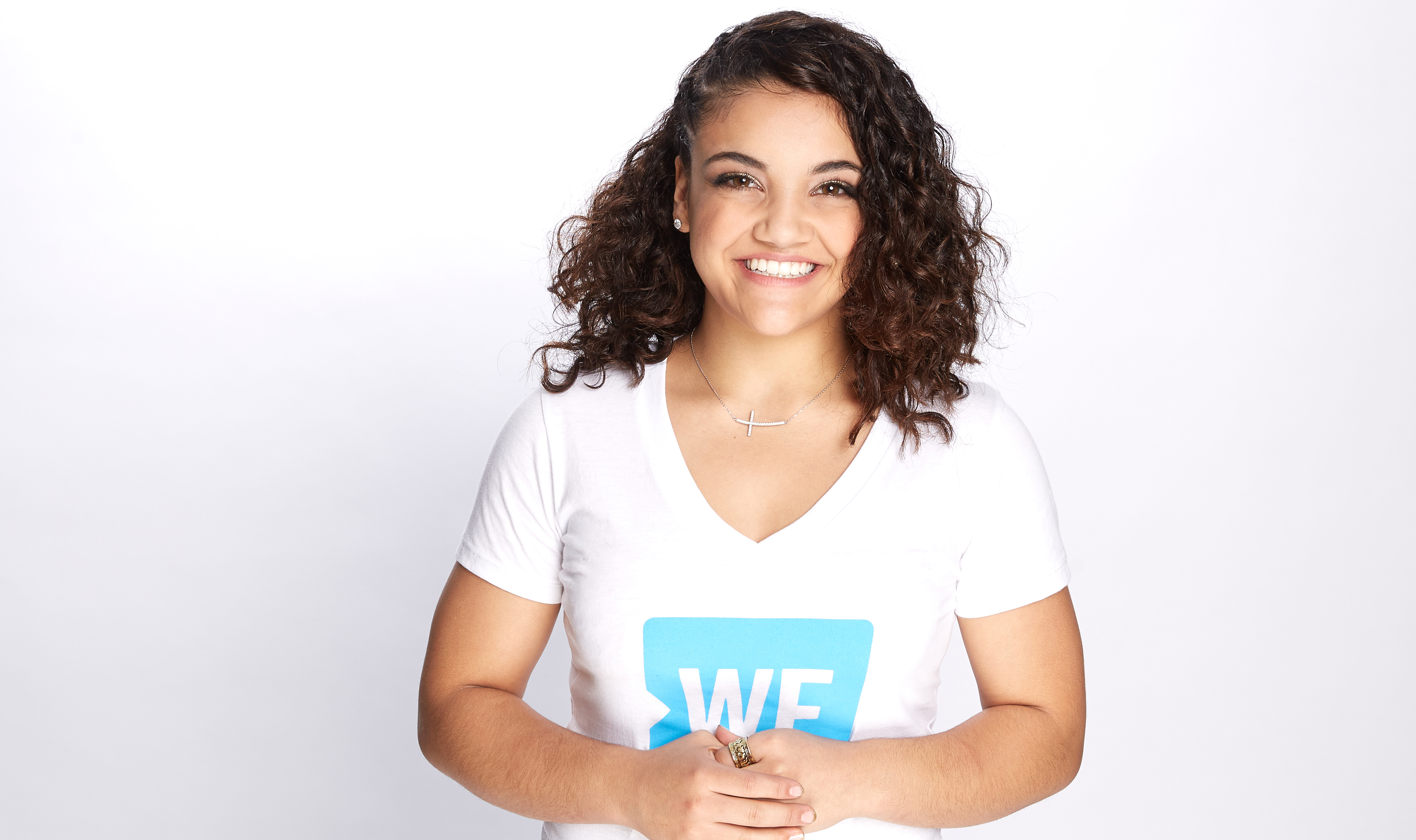 Laurie Hernandez, US Olympic Gold Medalist and KPMG Literacy Champion