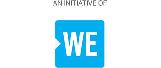 An initiative of WE