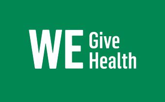 WE Give Health
