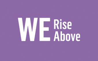 WE Rise Above