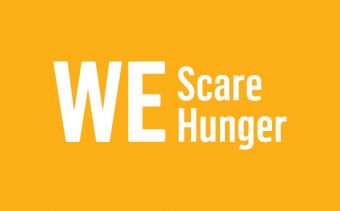 Image result for we scare hunger