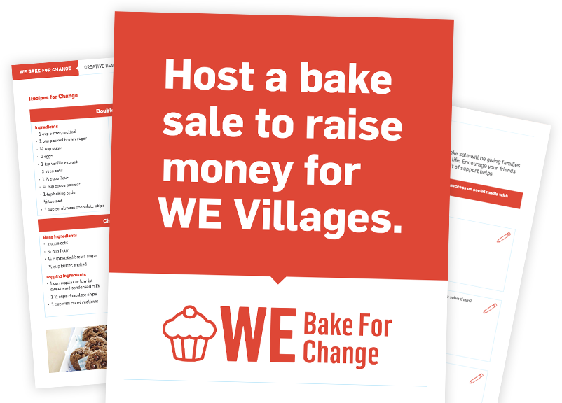 WE Bake for Change Resources
