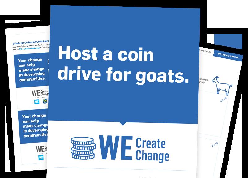 WE Create Change Resources