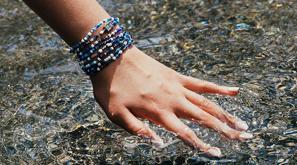 A Rafiki bracelet