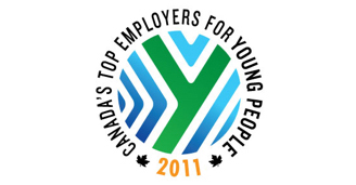 Canada's Top Employers for Young People 2011
