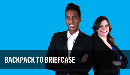 Play From Backpack to Briefcase video
