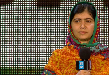 Malala Yousafzai on personal growth