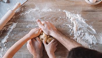 <center>WE Bake for Change</center>