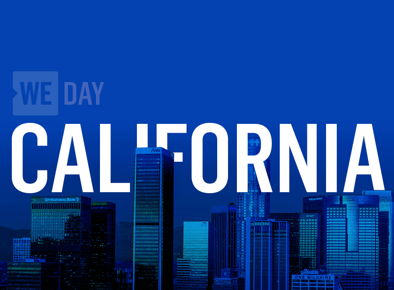 Another successful WE Day California - Feature Image