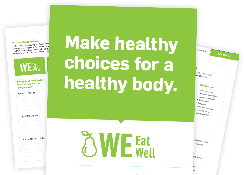 WE Eat Well Resources