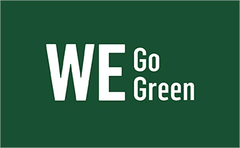 WE Go Green