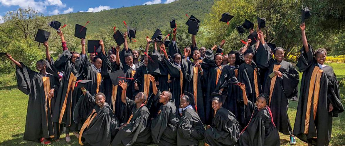 Kisaruni Graduating Class 2018