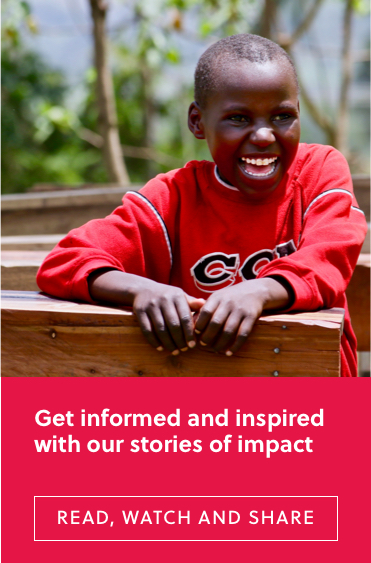 Get informed and inspired with our stories of impact Read, watch and share