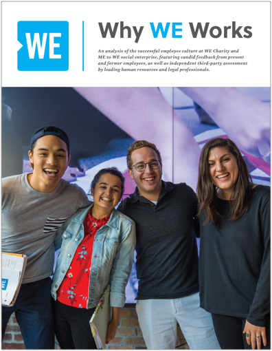 Why WE Works Cover Page