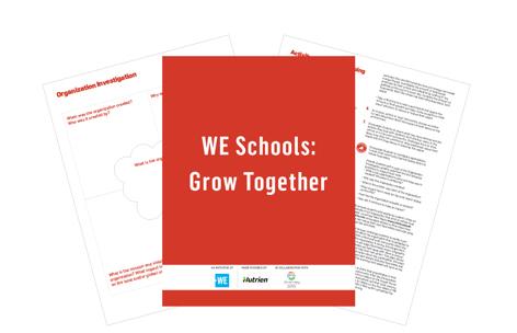 WE Schools: Grow Together