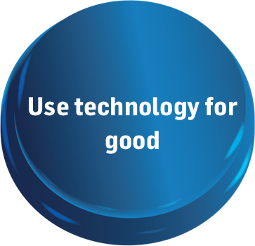 Learn more about using technology for good