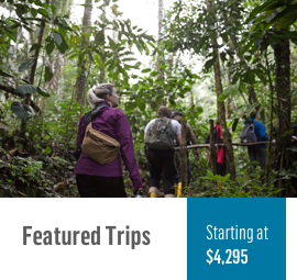 Featured trips