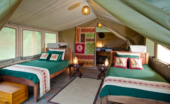 Bogani Cottages and Tented Camp