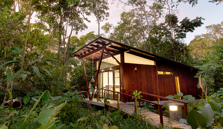 Ecuador   Minga Lodge in Ecuador