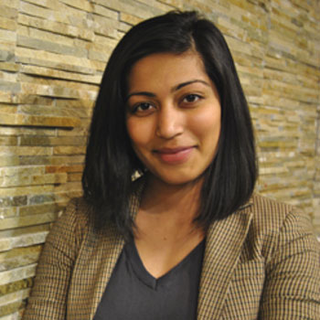 Staff Member - Nabila