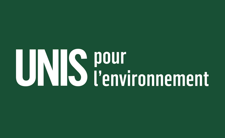 UNIS pour l'environnement