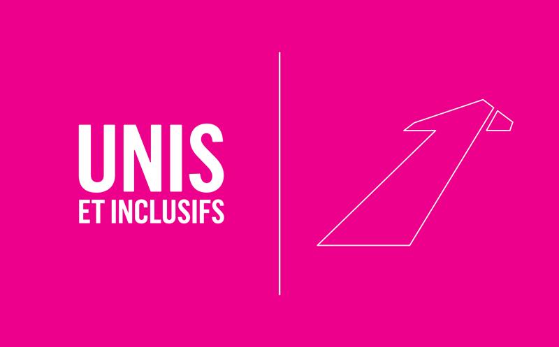 unis et inclusifs