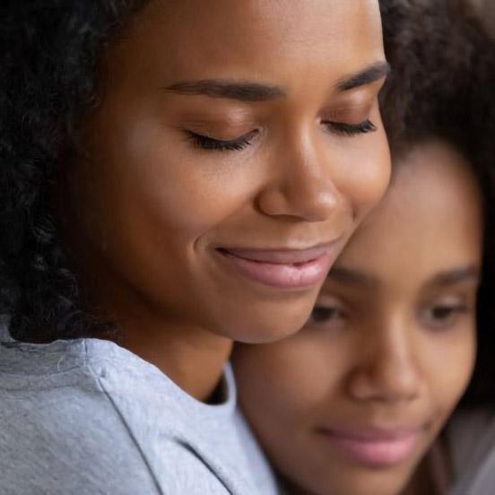 Apprentissage socio-affectif femme et enfant