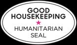 Good Housekeeping Humanitarian Seal