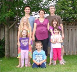 The Ciocca family